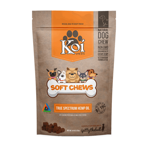Soft Chews by Koi