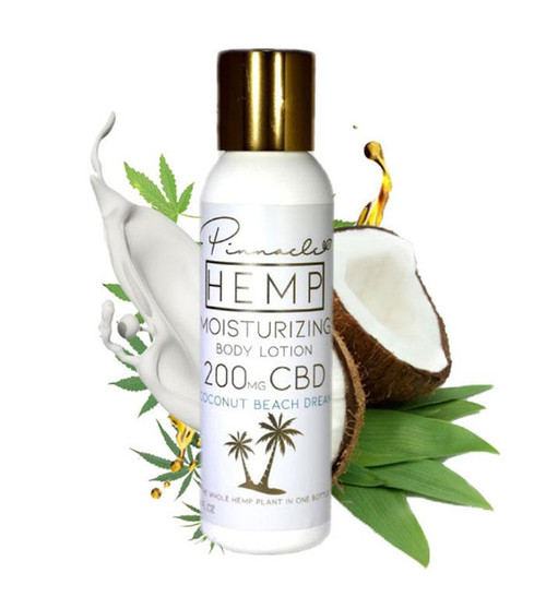 200mg CBD Body Lotion by Pinnacle Hemp