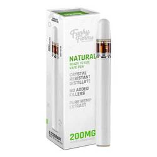 Natural CRD Vape Pen (200mg)