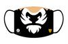 Cougar Face Mask - COUGAR FACE
