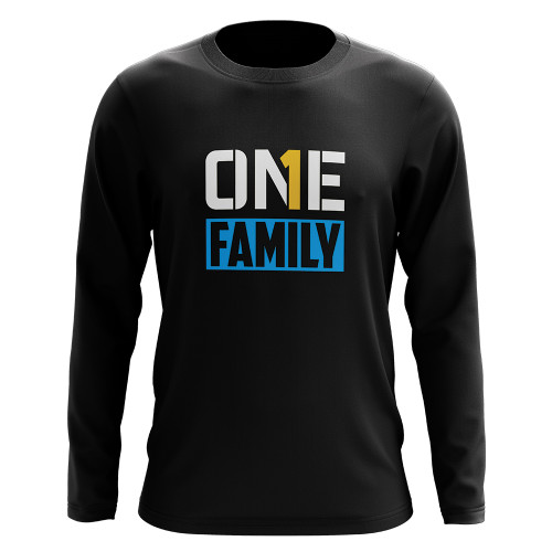 One Family Long-Sleeve Shirt - NOW IN STOCK!