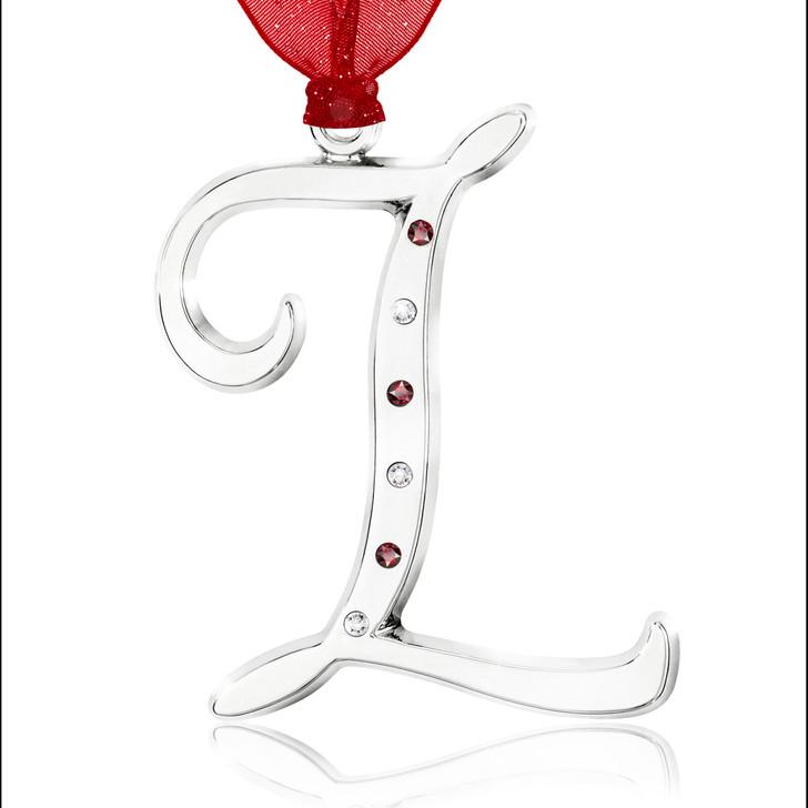 Ornament-initial ornament-initial jewelry