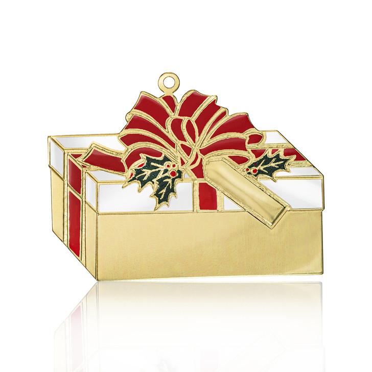 Christmas gift box ornament-christmas ornaments