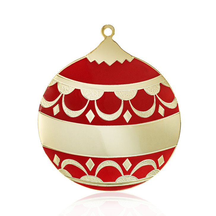 vintage ball ornaments-red vintage ball christmas ornaments