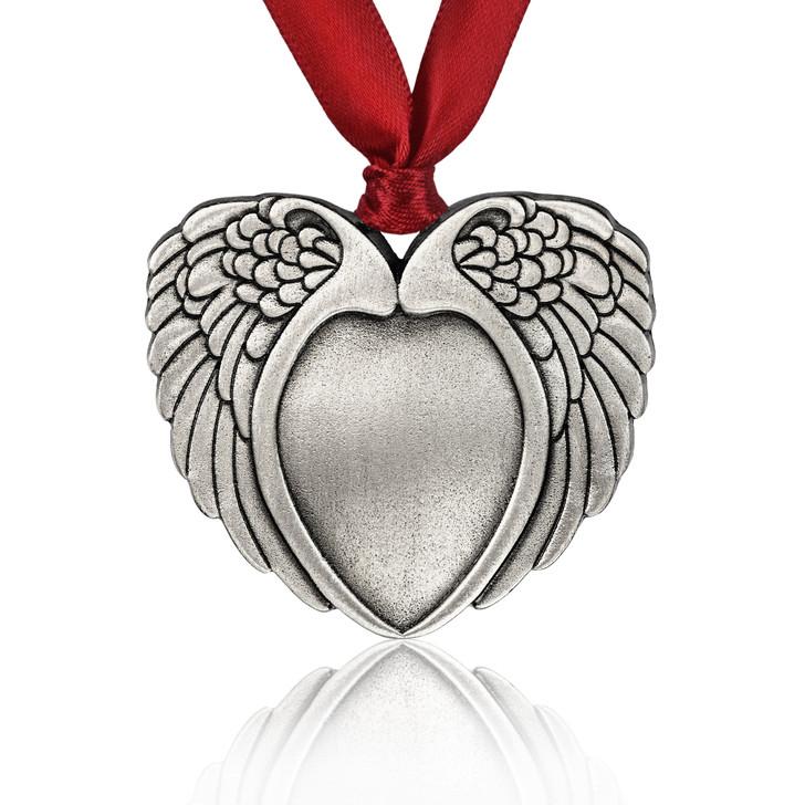 angel wings-berievement ornaments-remembrance