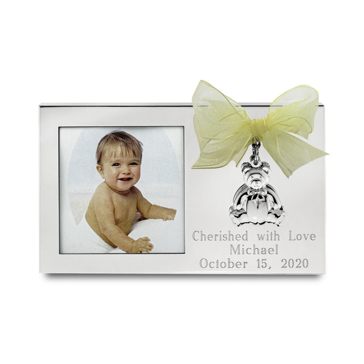 picture frame-baby's first picture frame