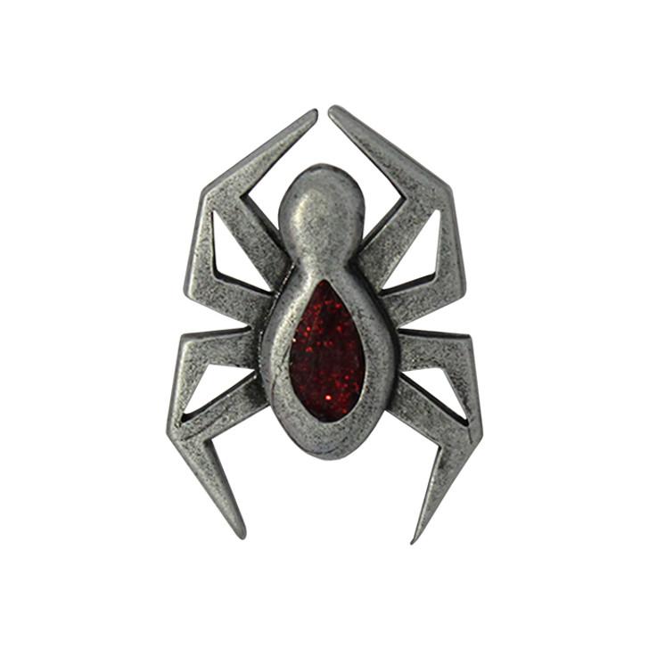 Fancy Spider Lapel Pin