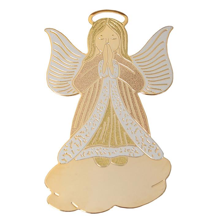 Tritone Praying Angel with imprint