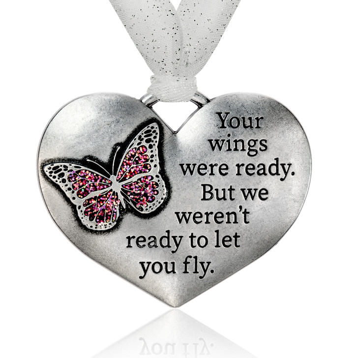 Memorial Butterfly Ornament