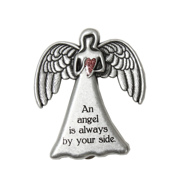 Angel Visor Clip - Angel by your side