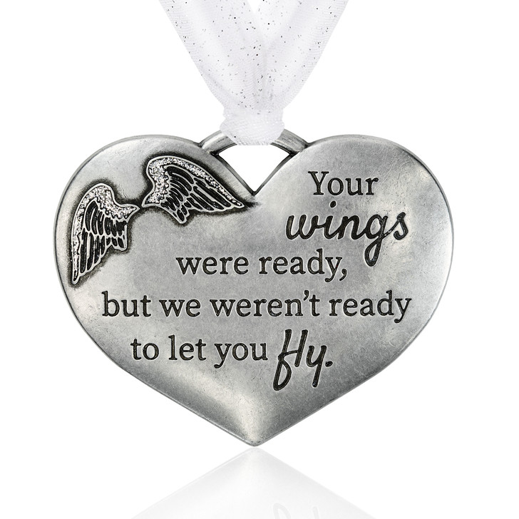 Your Wings Were Ready Heart