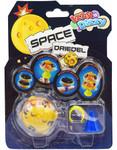 Chanukah Space Dreidel