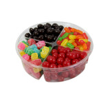 Four Sectional Candy Platter