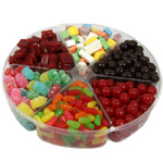 Six Sectional Candy Platter