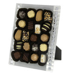 Picture Frame filled with Chocolate Truffles