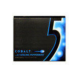 Kosher Wrigleys COBALT 5® Cooling Peppermint Stick Gum