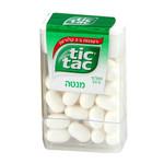 Kosher Tic Tac Mint Flavor