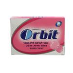 Wrigley's Orbit Sugar Free Bubble Mint Gum