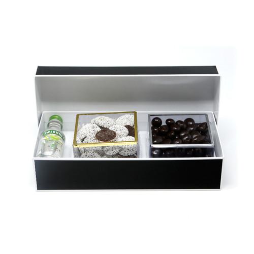 Black Tie Purim Gift Box