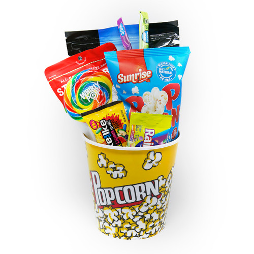 xl popcorn container