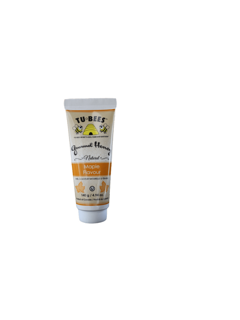 tubees maple creamed honey