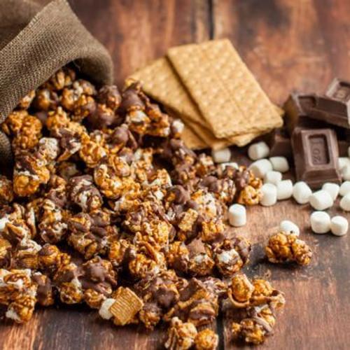Popinsanity Smores Gourmet Popcorn 12 oz Bag