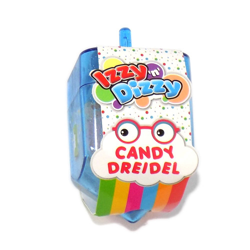 Izzy and Dizzy Candy Filled Dreidel