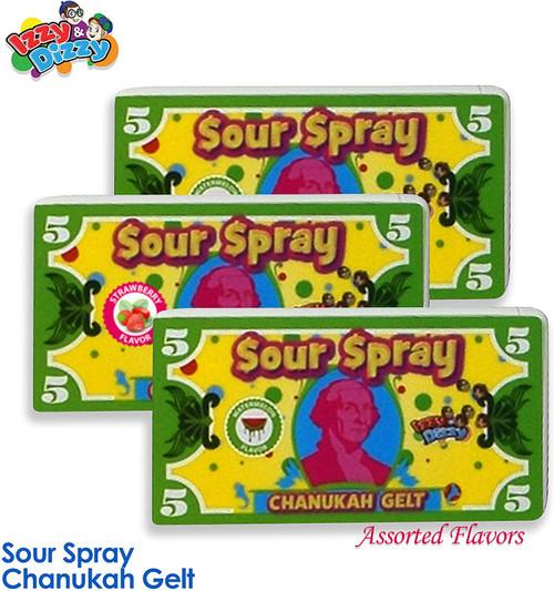 Izzy N Dizzy Chanukah Sour Spray