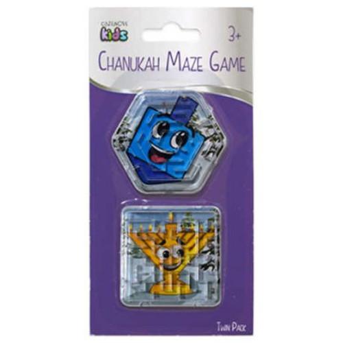 Chanukah Maze Game