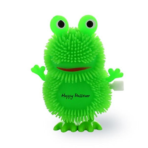 Passover Wind Up Hopping Frog