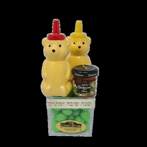 Rosh Hashanah Bear Salt and Pepper Shaker