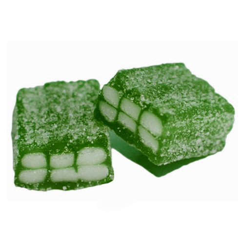 Sour Apple Cubes