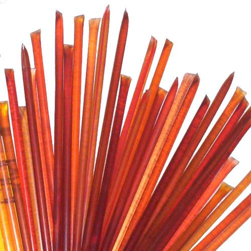 40 Pack Assorted Honey Straws