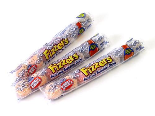 Dubble Bubble Fizzers Gumballs