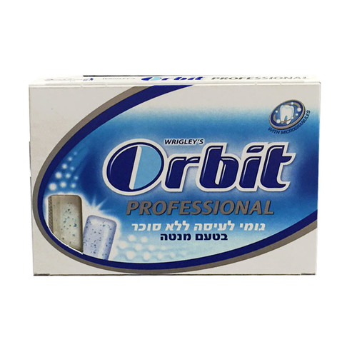 Wrigley's Orbit Professional Mint Gum