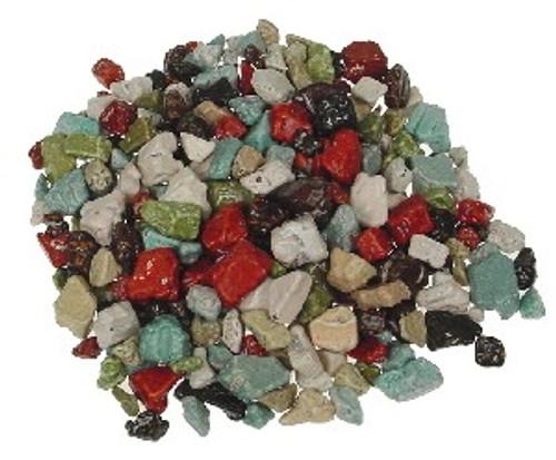 Chocolate Rock Pebbles