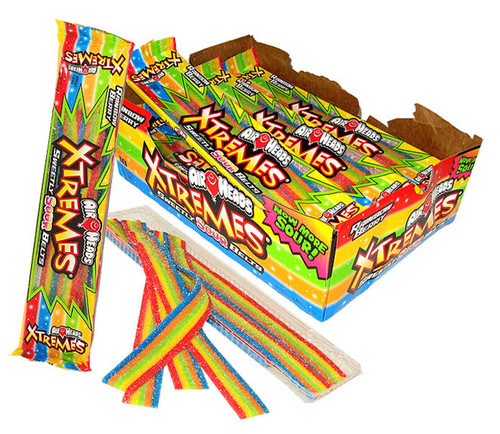 Air Heads Xtremes Sour Candy