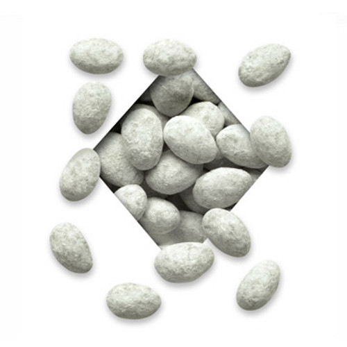 White Toffee Almonds
