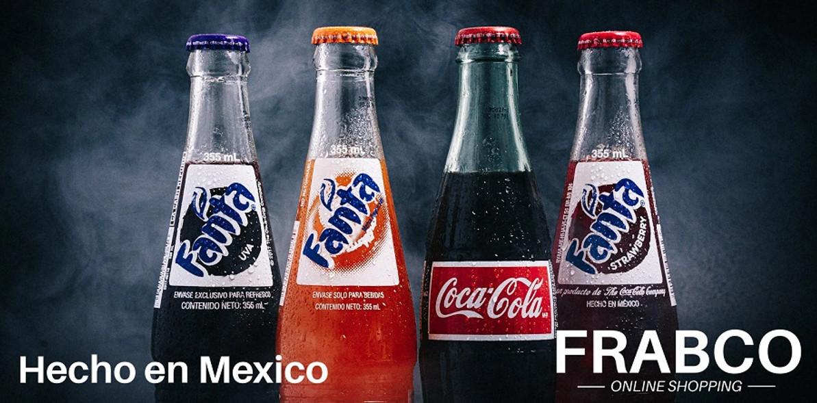 Hecho en Mexico - Real Mexican Coke