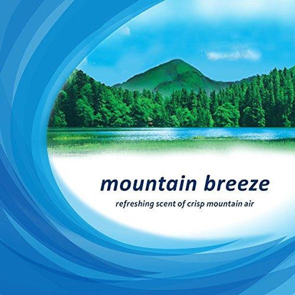 Purex Mountain Breeze Fabric Softener Sheets 40