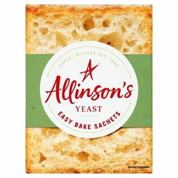 Allinson's Easy Bake Yeast 6 Sachets