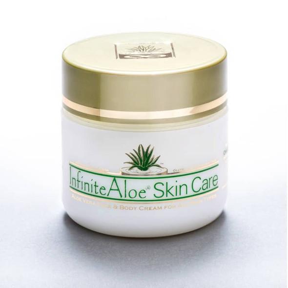 Infinite Aloe Skin Care Jar 8oz Original Scent