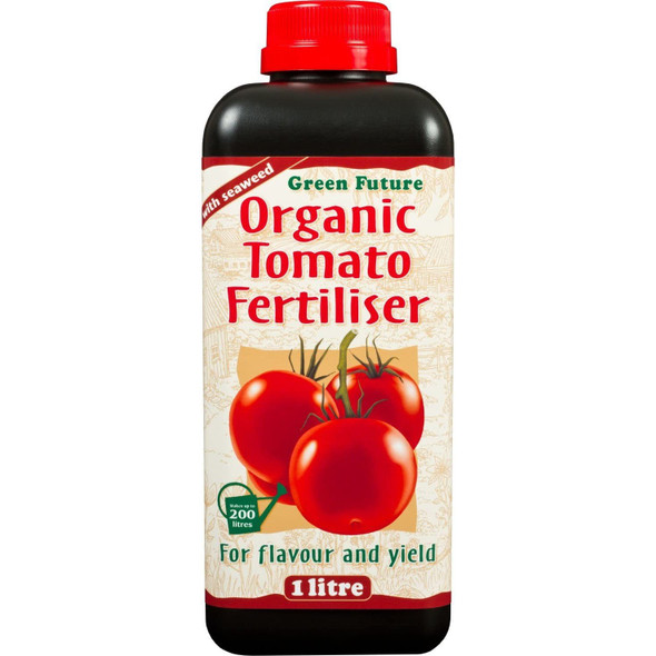 Green Future Organic Tomato Fertiliser Liquid Plant Feed