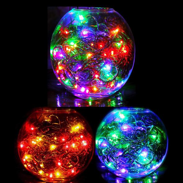 LED Super Brights Multi-Coloured LED Indoor / Outdoor Lights
