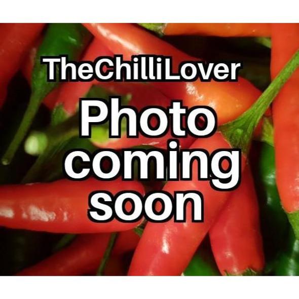 10 Hot Pepper Seeds Original Tabasco