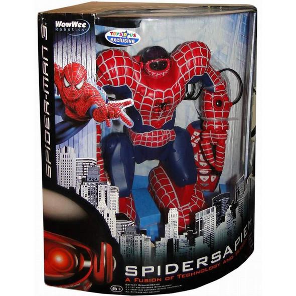 The Amazing Spiderman. Remote control Robotic Spidersapien. New