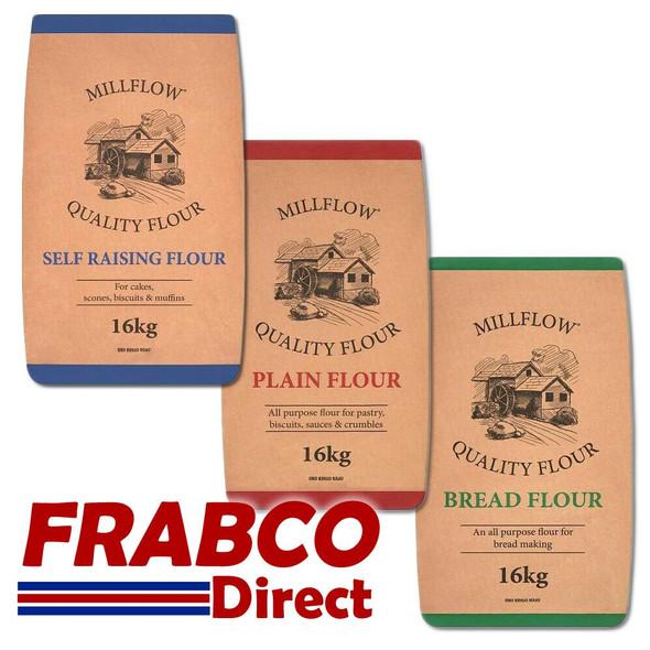Millflow Quality Flour 16Kg