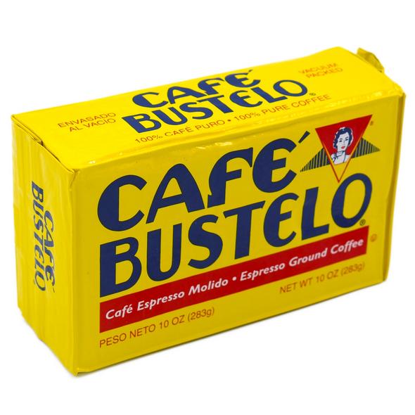 Cafe Bustelo Peso Neto 10 oz 283g Fine Ground Coffee Brick