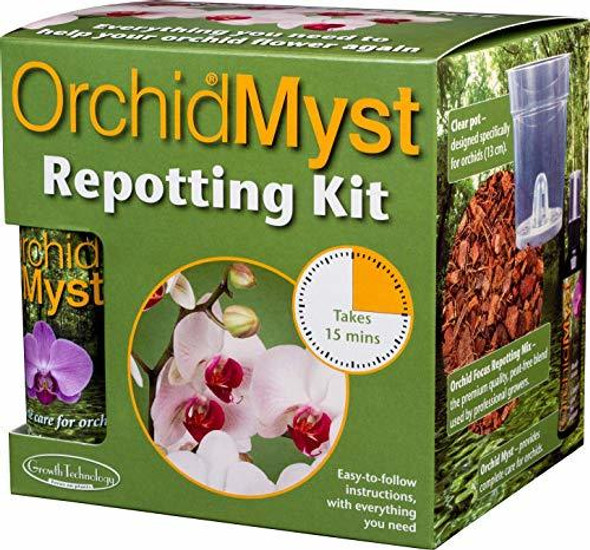 Growth Technology Orchid Myst Repotting Kit