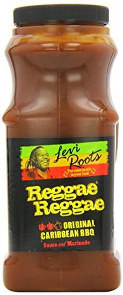 Levi Roots Reggae Jerk Barbecue Sauce 1000ml